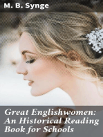 Great Englishwomen