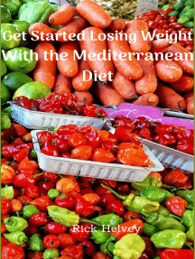 Getting Started Losing Weight with the Mediterranean Diet