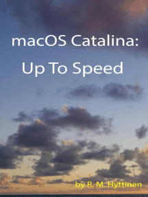 macOS Catalina: Up to Speed