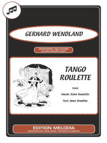 Tango Roulette
