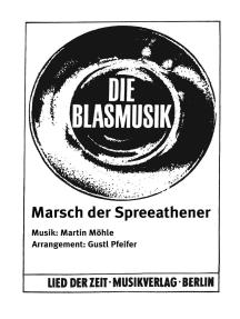 Marsch der Spreeathener