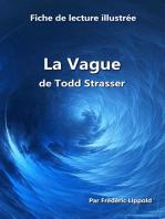 Fiche de lecture illustrée - La Vague, de Todd Strasser