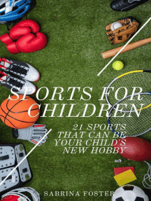 Sports For Children : 21 Sports That Can Be Your Child's New Hobby