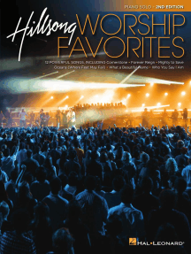 Hillsong Worship Favorites - 2nd Edition: Piano Solo Songbook