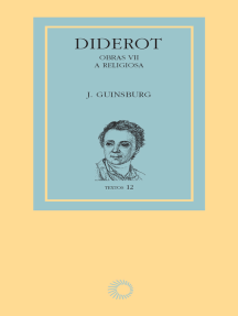 Diderot: obras VII - A religiosa