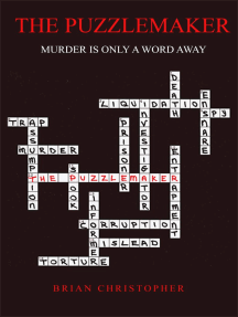 The Puzzlemaker: Murder Is Only A Word Away