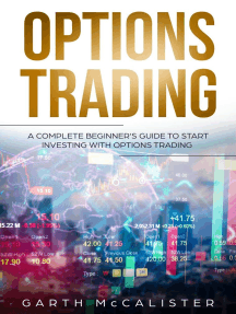 Options Trading : A Complete Beginner's Guide to Start Investing with Options Trading