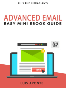 Advanced Email: Easy Mini eBook Guide