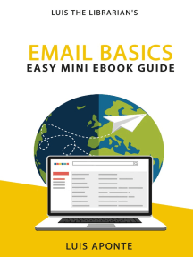 Email Basics: Easy Mini eBook Guide