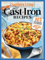 SOUTHERN LIVING Best Cast Iron Recipes