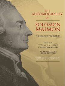 The Autobiography of Solomon Maimon: The Complete Translation