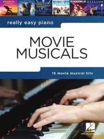 Really Easy Piano - Movie Musicals