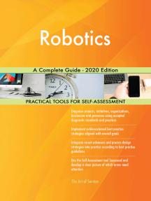 Robotics A Complete Guide - 2020 Edition