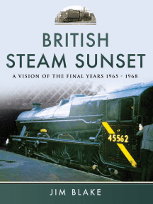 British Steam Sunset: A Vision of the Final Years, 1965–1968