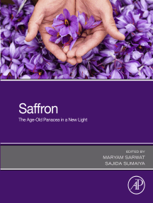 Saffron: The Age-Old Panacea in a New Light