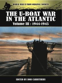 The U-Boat War in the Atlantic, 1944–1945