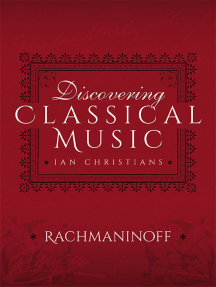 Discovering Classical Music: Rachmaninoff