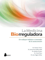 La medicina biorreguladora: Un enfoque holístico e innovador de la autocuración
