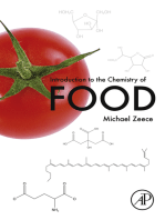 Introduction to the Chemistry of Food