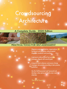 Crowdsourcing Architecture A Complete Guide - 2020 Edition