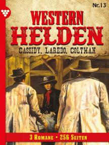 Western Helden 13 – Erotik Western: El Paso, heißer als die Hölle