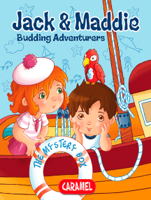 The Mystery Box: Jack & Maddie [Picture book for children]