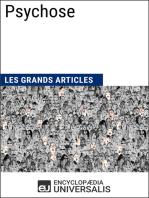 Psychose: Les Grands Articles d'Universalis