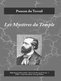 Les Mystères du Temple: Un roman policier au coeur de l'aristocratie