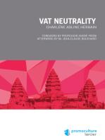 VAT Neutrality