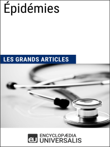 Épidémies: Les Grands Articles d'Universalis