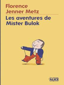 Les Aventures de Mister Bulok: Roman jeunesse