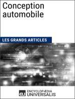 Conception automobile: Les Grands Articles d'Universalis