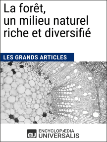 La forêt, un milieu naturel riche et diversifié: Les Grands Articles d'Universalis