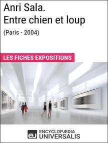 Anri Sala. Entre chien et loup (Paris - 2004): Les Fiches Exposition d'Universalis