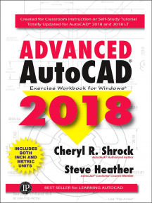 Read Advanced Autocad 2018 Online By Cheryl R Shrock And Steve Heather Books