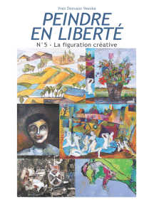 Peindre en liberté n°5: La figuration créative