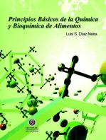 Principios básicos de bioquímica de los alimentos