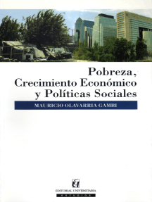 Pobreza, Crecimiento Económico y Políticas sociales