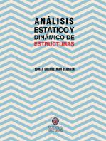 Análisis estático y dinámico de estructuras