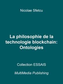 La philosophie de la technologie blockchain: Ontologies