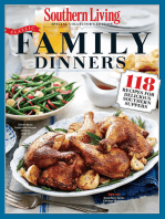SOUTHERN LIVING Classic Family Dinners