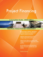 Project Financing A Complete Guide - 2020 Edition