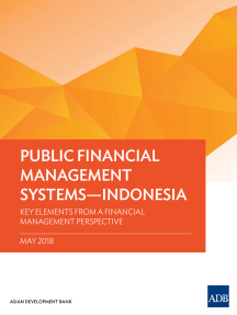 Public Financial Management Systems—Indonesia: Key Elements from a Financial Management Perspective