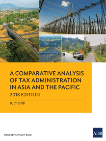 A Comparative Analysis of Tax Administration in Asia and the Pacific: 2018 Edition
