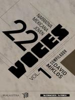 22 Voces Vol. 1