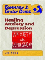 Summary & Study Guide - Healing Anxiety and Depression