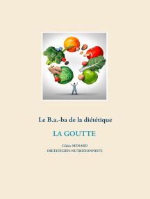 Le B.a.-ba diététique de la goutte