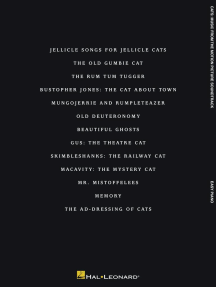 Cats: Easy Piano Selections from the Motion Picture Soundtrack