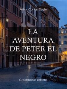 La aventura de Peter el Negro