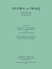 Flora of Iraq Volume 6: Compositae